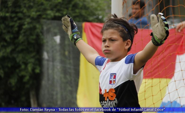 semifinal Corazón de María - Taborín