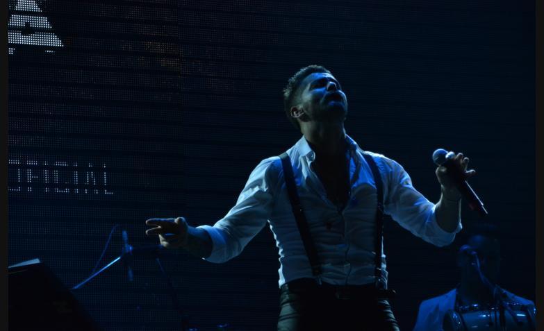 Dale Q´Va hizo bailar a La Rioja. Fotos: Natalia Morales