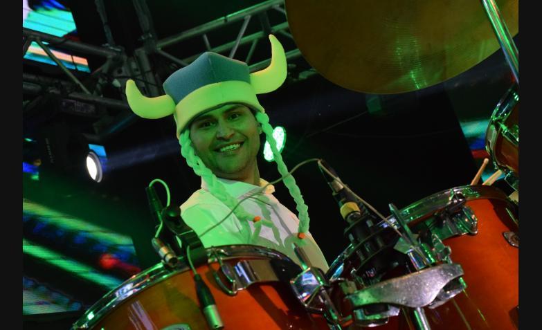 Chipote y su aniversario número once en Forja / Fotos: Maxi López, Cuarteteando.com