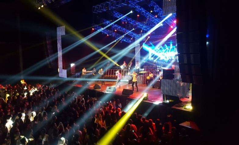 Banda XXI en Plaza de la Música / Fotos: Fido Cuestas, Cuarteteando, ElDoce.tv