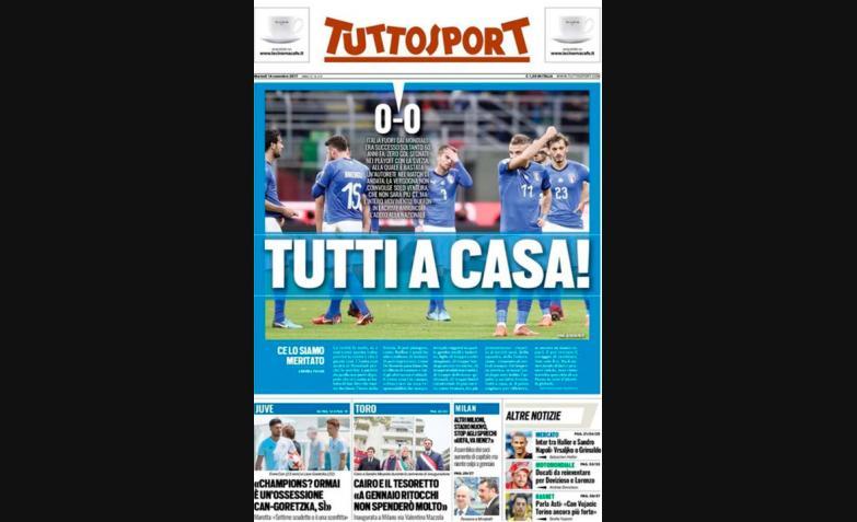 diarios italianos
