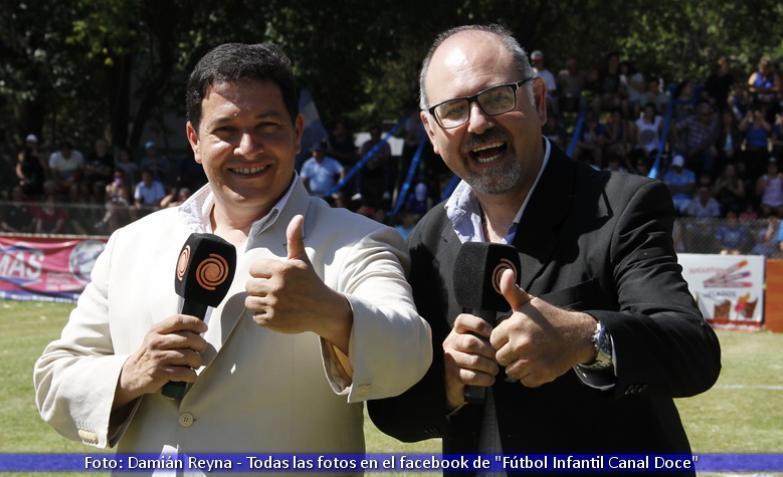 Damián Piazzi y Roberto Pratto