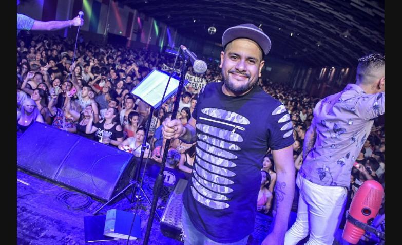 Chipote grabó la segunda parte de su nuevo disco