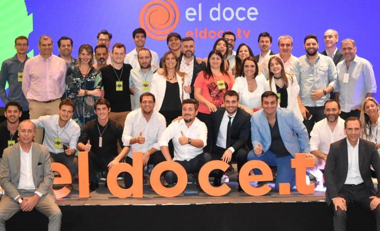 Encuento Digital ElDocetv equipo