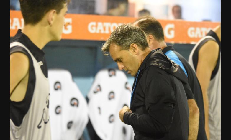 Belgrano Huracan Gol Primera División Fútbol Superliga Gigante de Alberdi