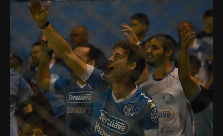 belgrano huracan gigante de alberdi futbol superliga primera division