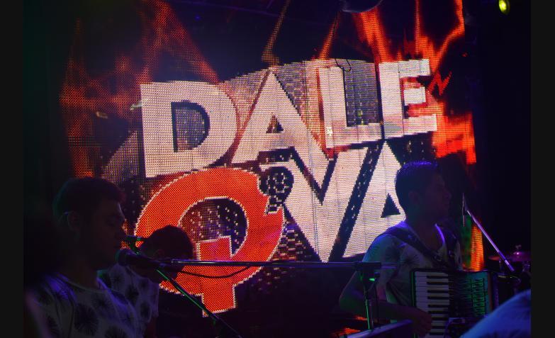 Dale Q Va pisó fuerte en su primera vez en la Sala