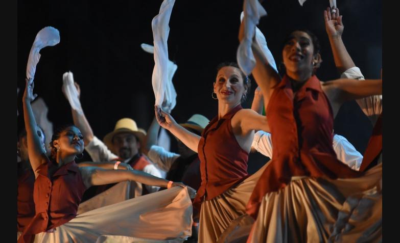 Jesús María Festival Nacional de Doma y Folklore 2018 Séptima Noche