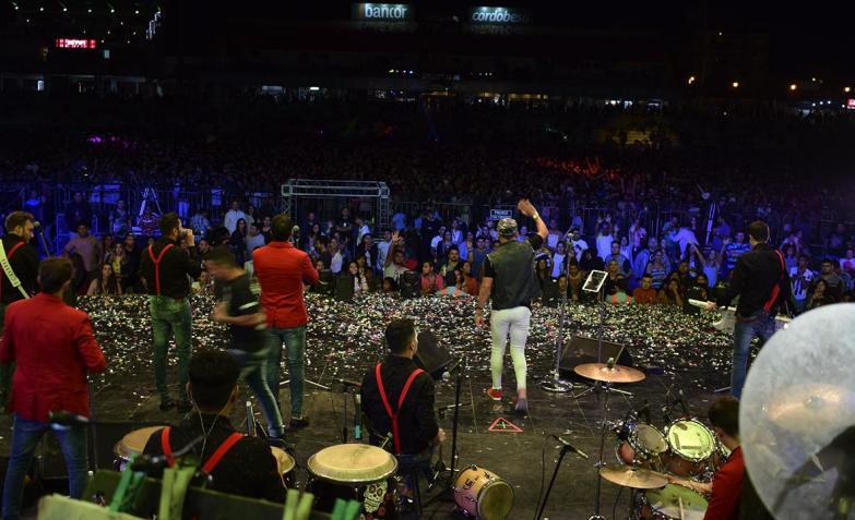 La Barra, en la última noche del festival de Doma y Folklore