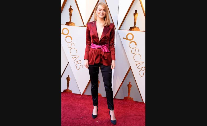 alfombra roja oscars 2018 premios estados unidos celebridades red carpet