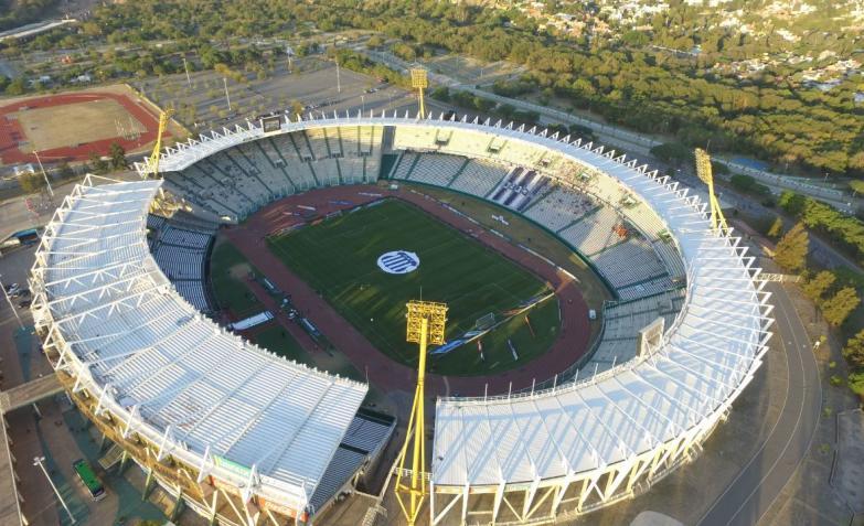Talleres Defensa y Justicia Estadio Kempes