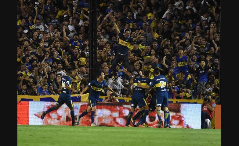 boca talleres 2018 superliga bombonera primera division