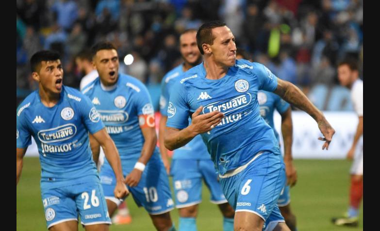 Belgrano Arsenal Alberdi