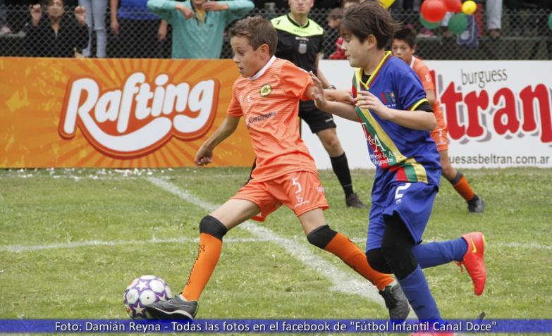 futbol infantil el doce 2018