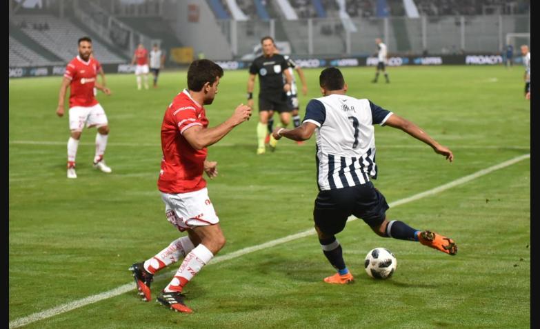 Talleres Huracan Superliga