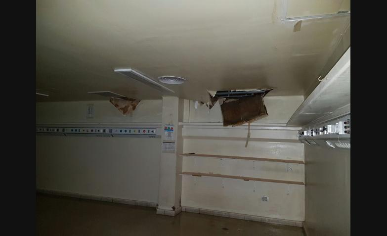hospital misericordia lluvia cordoba temporal