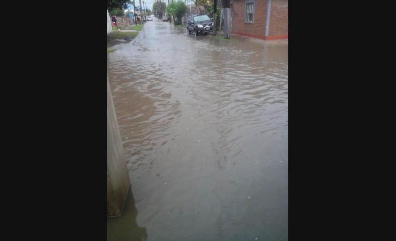 villa libertador temporal lluvia cordoba