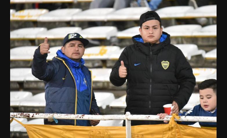 talleres boca estadio kempes amistoso 2018