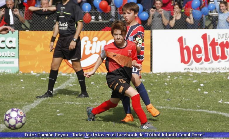 Futbol Infantil fecha 5