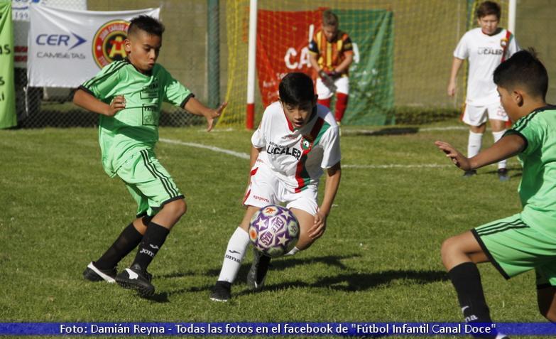 Futbol infantil sexta fecha
