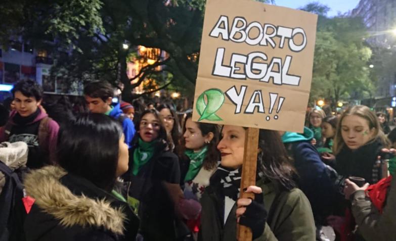 ni una menos marcha córdoba violencia de genero femicidios aborto despenalización