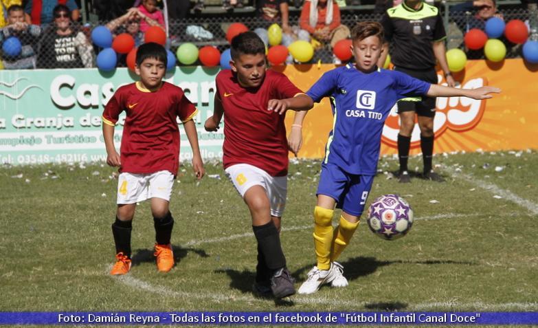 futbol infantil el doce 10 de junio