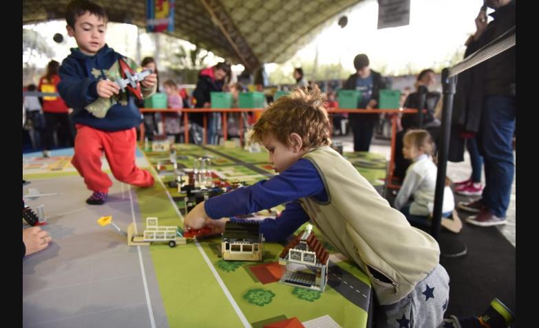 Bricklive Lego Cordoba