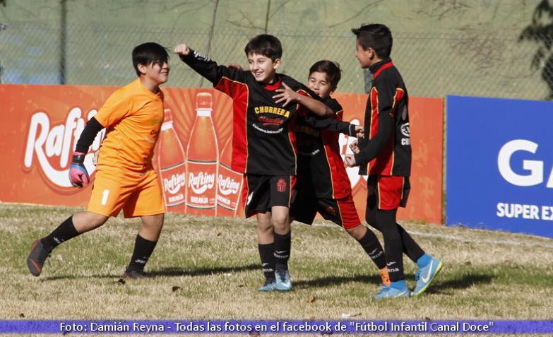 espiritu santo san ramon nonato futbol infantil