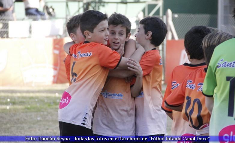 santo tomas antonio nores futbol infantil