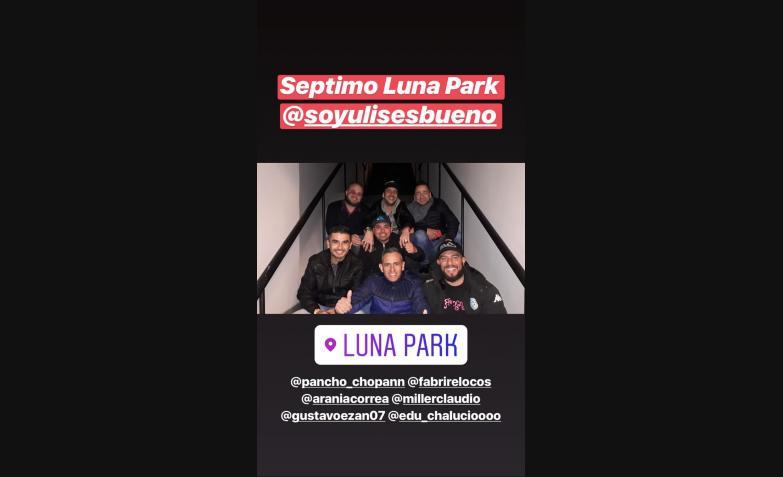 Ulises Bueno Luna Park 3