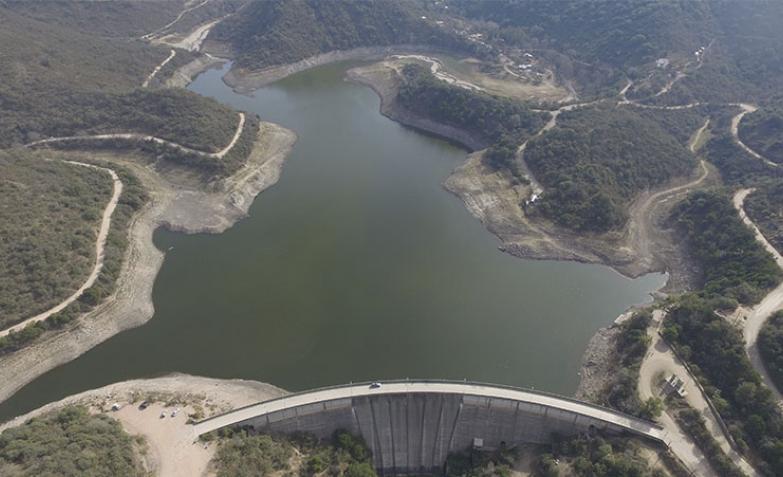 Crisis hídrica en Sierras Chicas