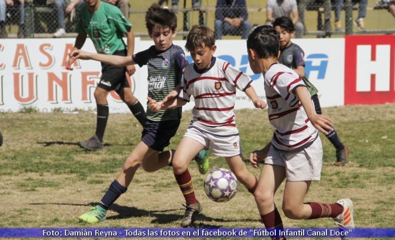 arroyito la francia futbol infantil canal 12 cinco rios leon xviii