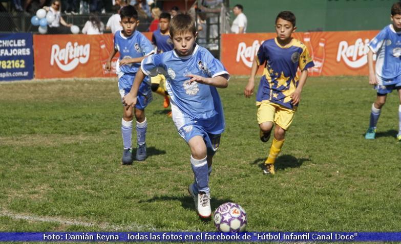 Fútbol Infantil, Bell Ville, Jesús María, Instituto Educativo Alta Córdoba, La Salle