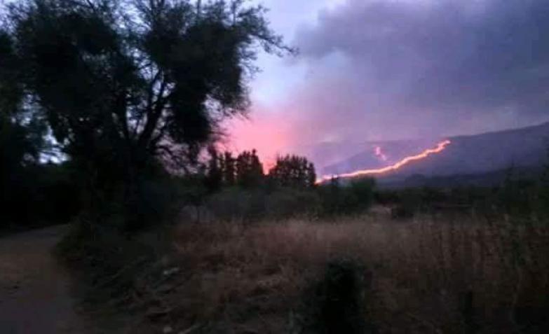 incendio la poblacion cordoba traslasierra sierras fuego