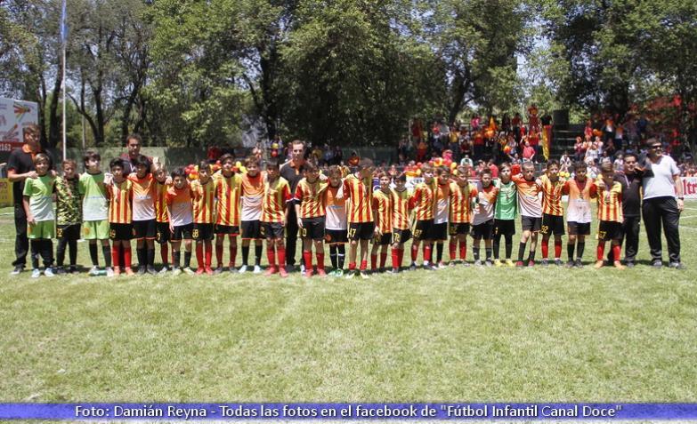 futbol infantil canal 12 jesus maria santo tomas
