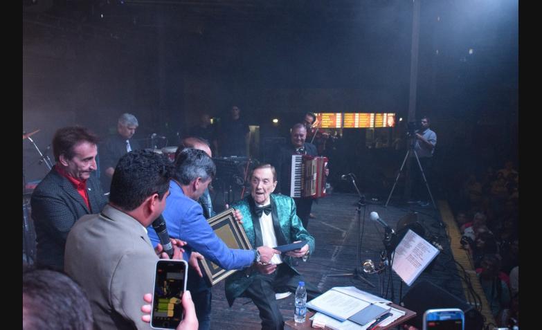 carlitos pueblo rolan despedida villa retiro cordoba cuarteto