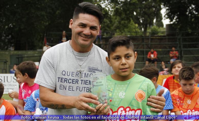 futbol infantil estrellas