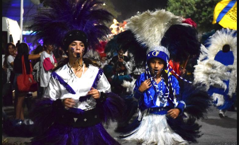 corsos carnavales cuarteteros ferroviarios