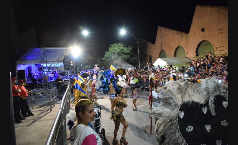 corsos carnavales cuarteteros ferrviarios