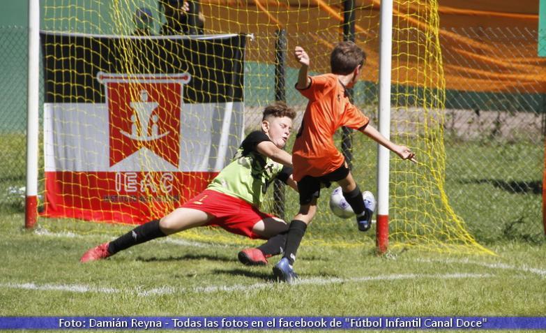 Fútbol Infantil Santo Tomás VS IEAC