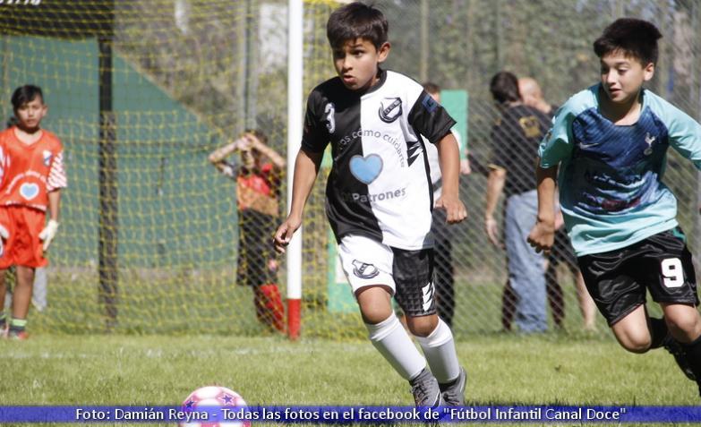 Rio Tercero VS Carlos Paz Fútbol Infantil