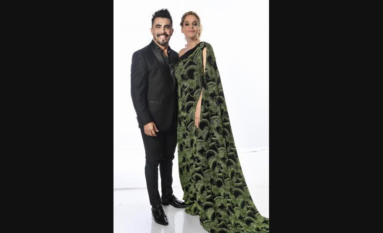 Leticia Brédice y Fer Bertona