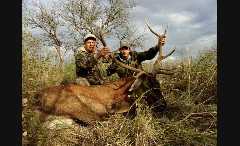 cordobeses cazadores safaris animales