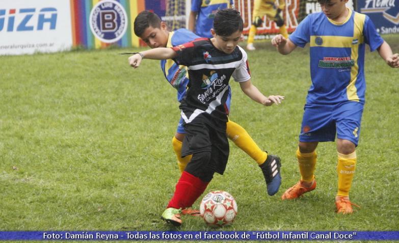 futbol infantil cordoba canal 12