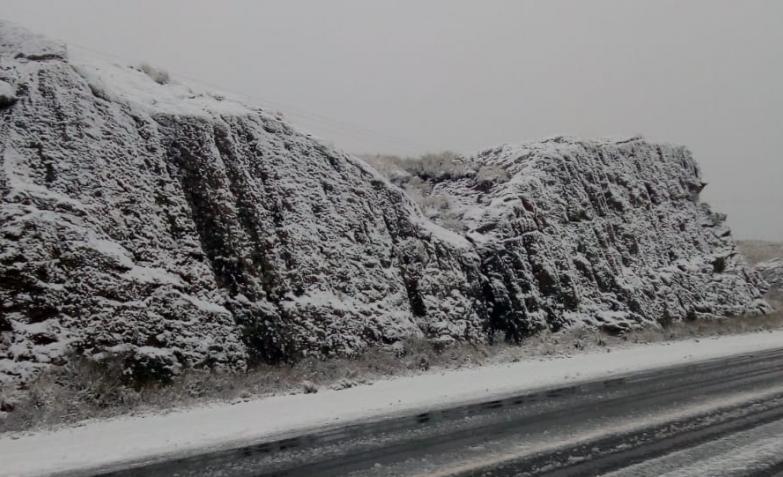nieve altas cumbres