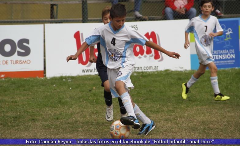futbol infantil canal 12 el doce