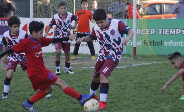 futbol infantil