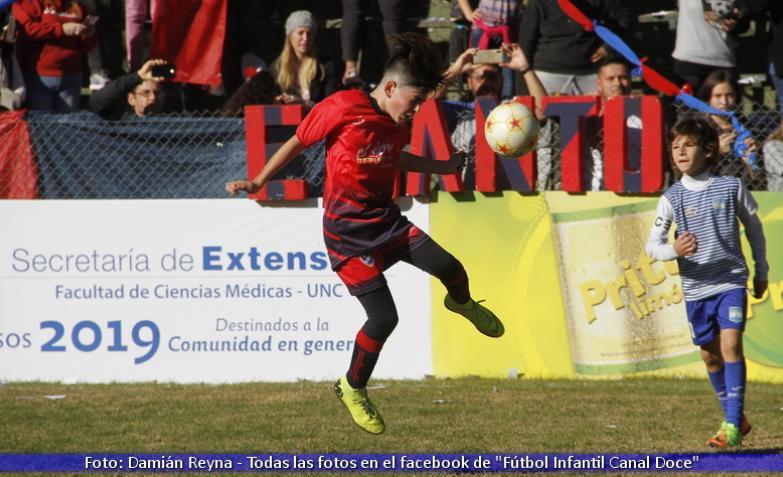 Fútbol infantil eldoce