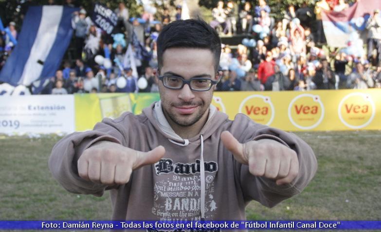 futbol infantil canal 12