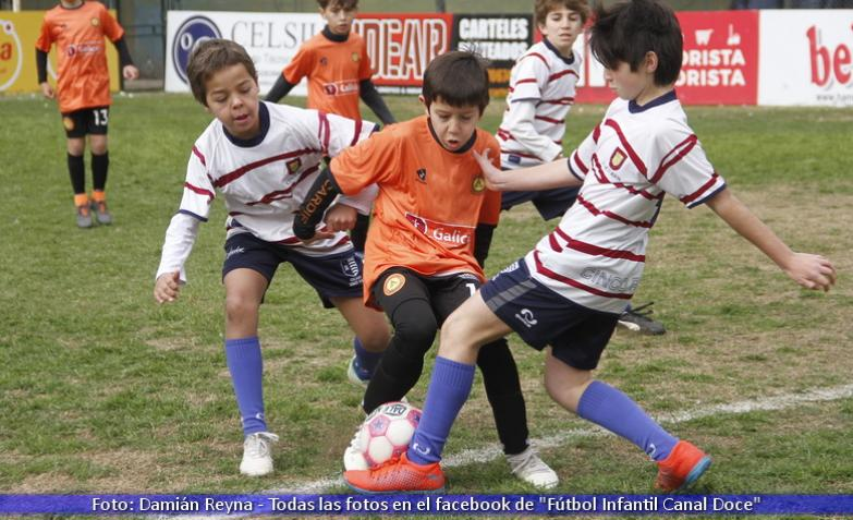 futbol infantil canal 12 cordoba